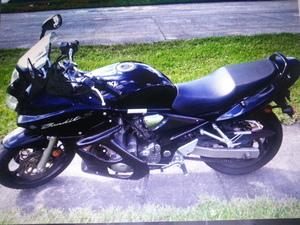 2002 Suzuki Bandit