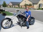 2005 Big inch bikes 2-Lo Magnum