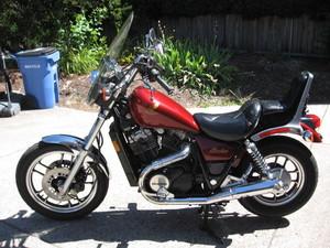 1984 Honda Shadow