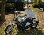 2009 Honda Shadow Spirit