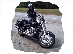 2004 Yamaha V Star 650 Classic