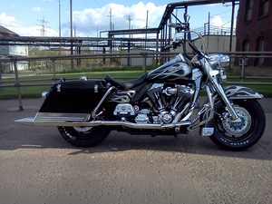 2002 Harley-Davidson Road King Classic