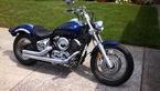 2008 Yamaha V Star 1100 Custom
