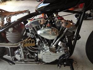 1967 Harley-Davidson Electra Glide Super Sport