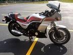 1984 Kawasaki GPz 1100