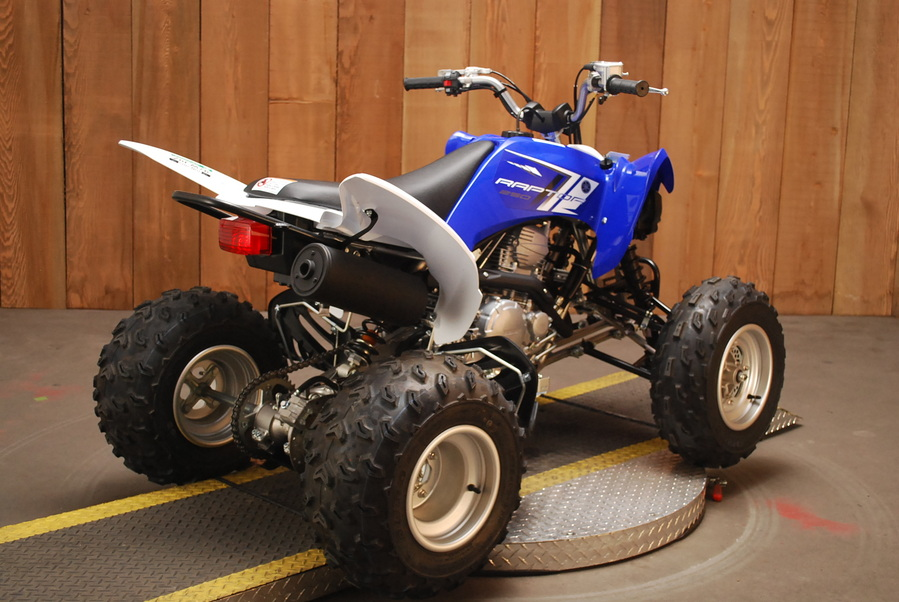 Used 2013 yamaha raptor 250 for sale in los angeles ca 9211 for Kbb atv yamaha