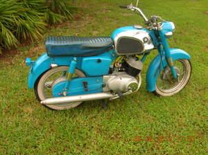 1963 Yamaha Trailmaster 80