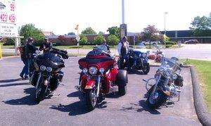 2012 Harley-Davidson Tri Glide