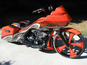 2009 Harley-Davidson CVO Rd Gld
