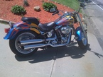 2007 Harley-Davidson Firefighter Special Edition