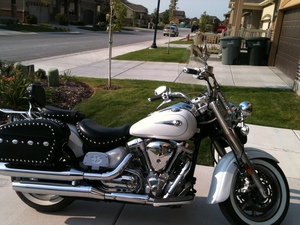 2006 Yamaha Road Star