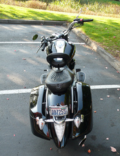 2008 Yamaha Roadliner Midnight