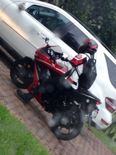 2012 Kawasaki Ninja 250R