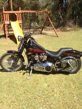 1995 Harley-Davidson Bad Boy Softail