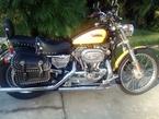 2001 Harley-Davidson Sportster Custom
