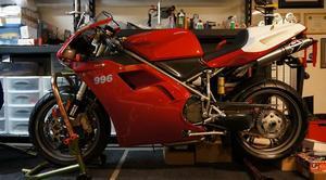 2000 Ducati 996