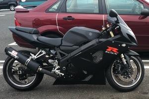 2004 Suzuki GSX-R600