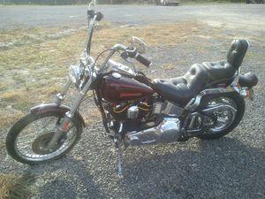 1990 Harley-Davidson Softail Custom