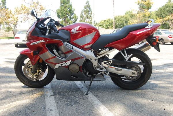 used 2005 honda motorcycles cbr600f4i for sale in los angeles ca 356. Black Bedroom Furniture Sets. Home Design Ideas