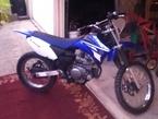 2009 Yamaha TT-R125LE