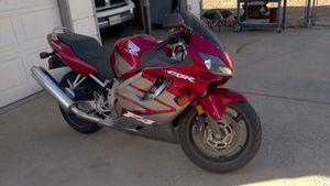 2005 Honda CBR600F4i