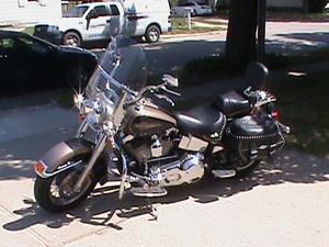2005 Harley-Davidson Heritage Softail Classic