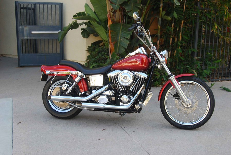 New Harley Davidson Dyna Motorcycles For Sale For Sale California >> Used 1996 Harley-Davidson Dyna Wide Glide for Sale in Los Angeles, CA - 366