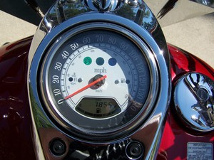 2007 Kawasaki Vulcan Classic