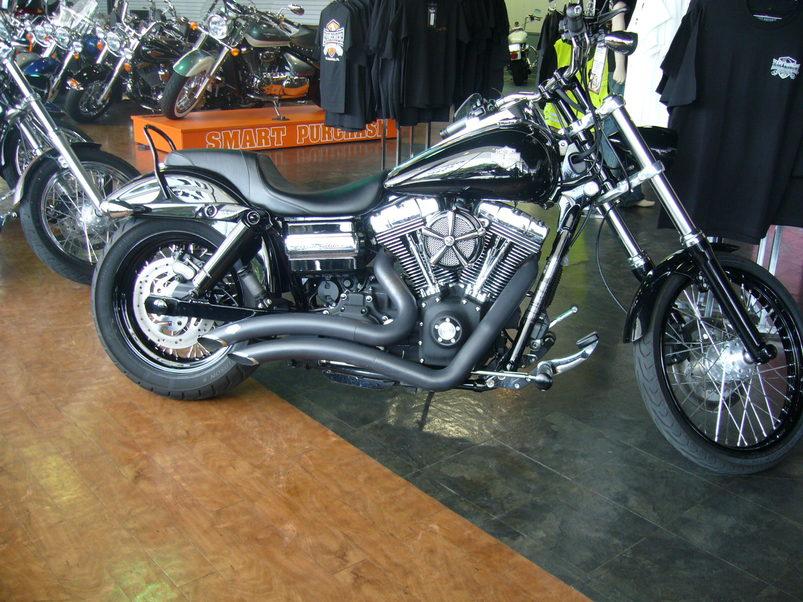 Used 2010 Harley-Davidson Dyna Wide Glide for Sale in Fort Lauderdale