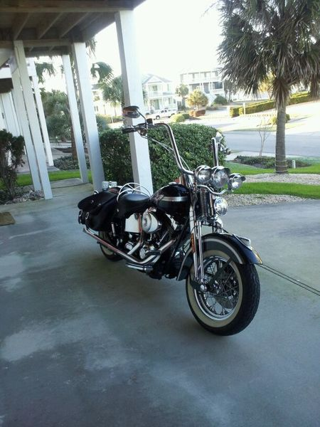 Used Harley Sportster For Sale Wilmington Nc >> Heritage Softail Springer for Sale - Heritage Softail Springer