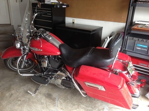2008 Harley-Davidson Road King FLHR