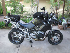 2005 BMW R1200GS ABS